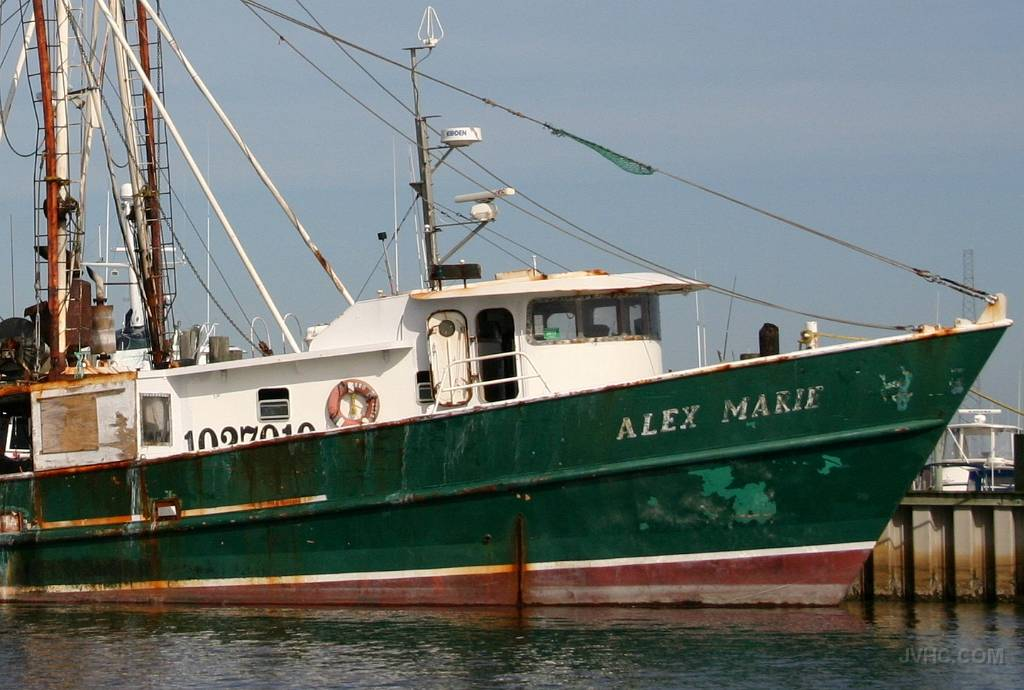 Alex marie for Point pleasant fishing boats